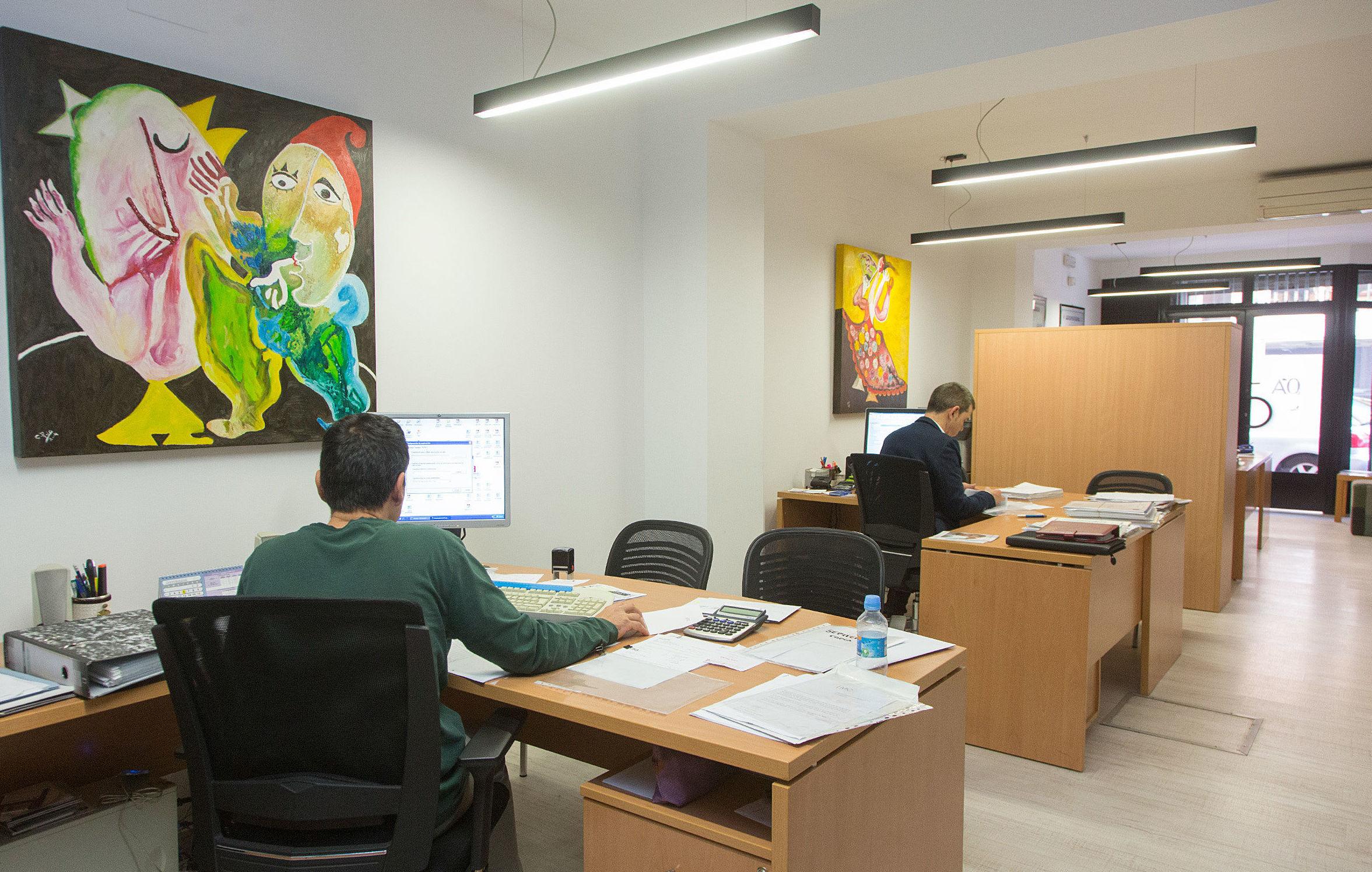 Foto 17 de Gestorías administrativas en Castellón / Castelló de La Plana | Gestors Associats Porcar Fulleda