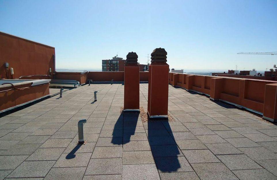 Impermeabilización de azoteas en Granada