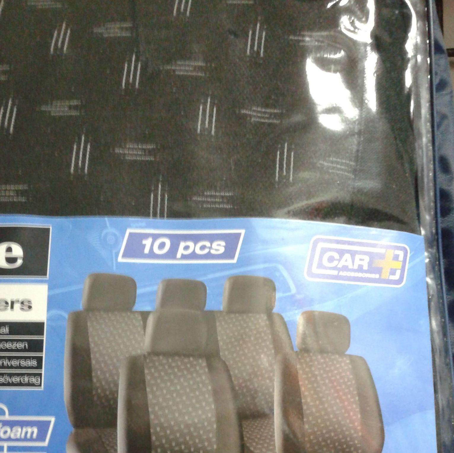 Funda de asientos universal