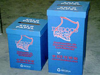 Foto 3 de Destrucción de documentos en Mocejón | Desdoco