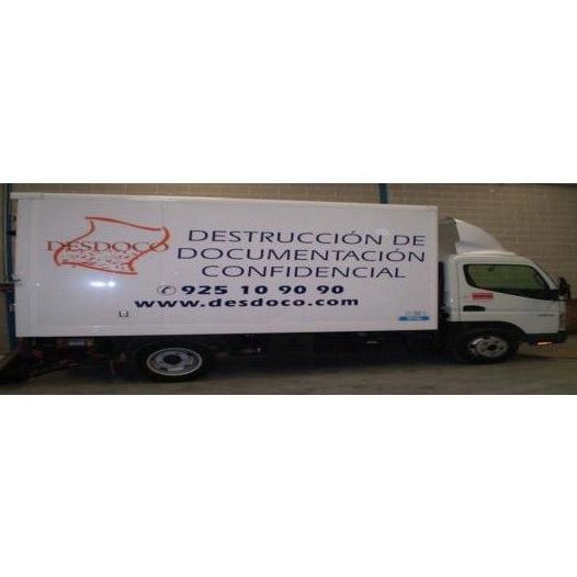 Recogida y transporte : Servicios de Desdoco