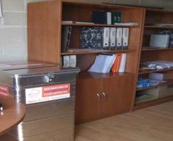 Instalación de contenedores : Servicios de Desdoco