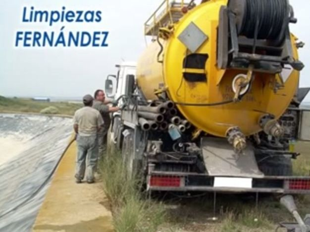 Foto 15 de Desatascos en Cuarte de Huerva | Limpiezas y Alcantarillados Fernández