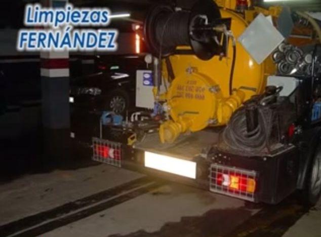 Foto 10 de Desatascos en Cuarte de Huerva | Limpiezas y Alcantarillados Fernández