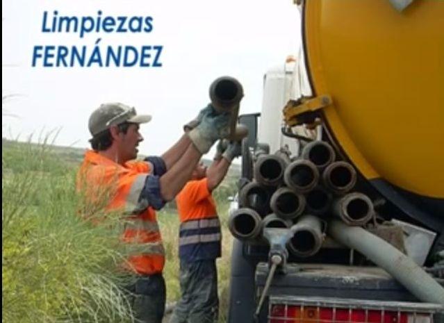 Foto 13 de Desatascos en Cuarte de Huerva | Limpiezas y Alcantarillados Fernández