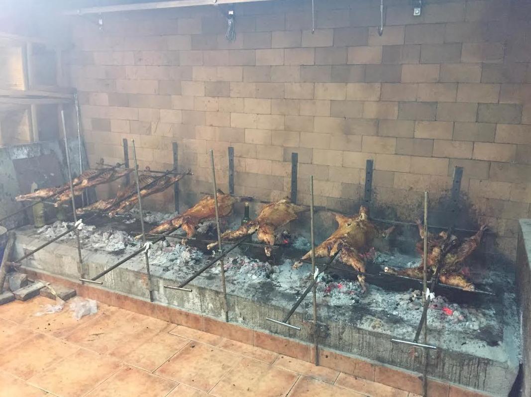 especialidad en asados al horno