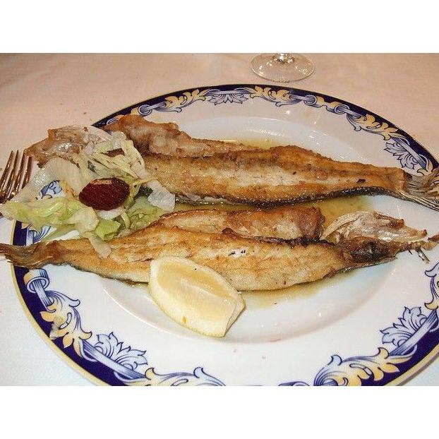 Pescados: Platos  de Restaurante Tiro  Pichón