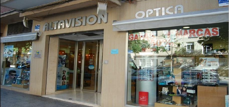 Foto 10 de Ópticas en Cartagena | Altavisión Óptica