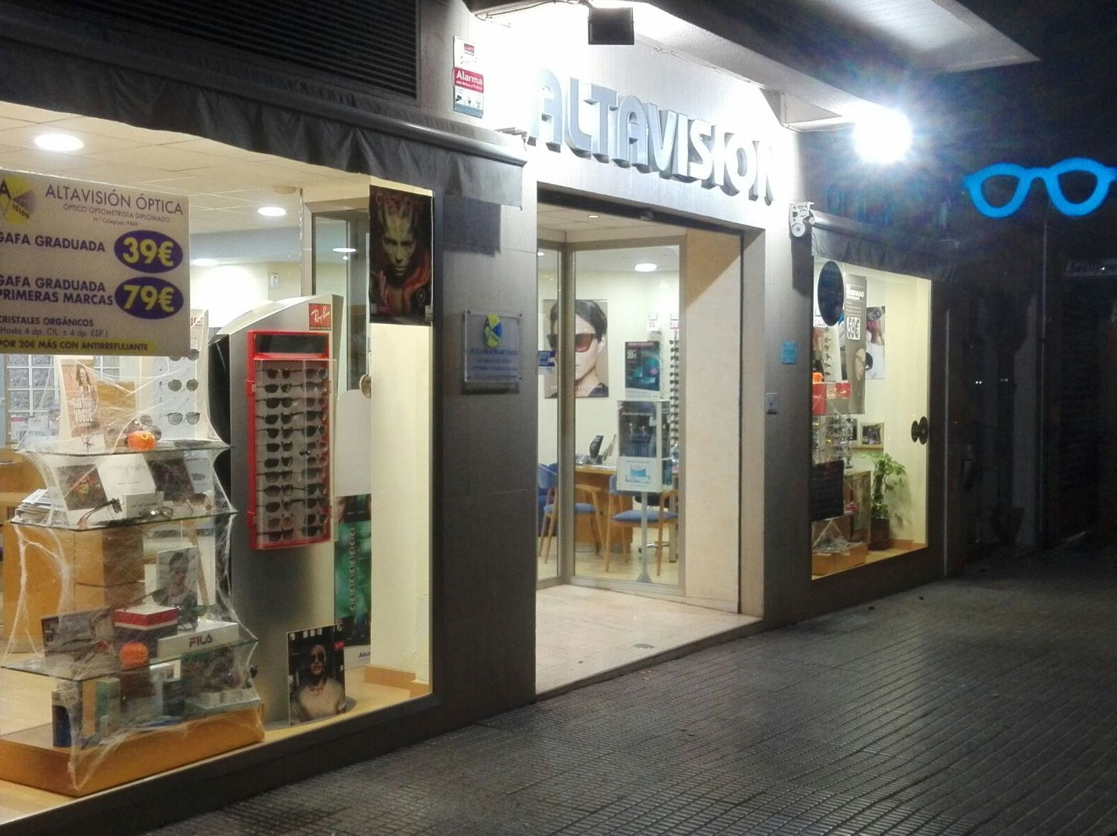 Opticas en Cartagena - Murcia