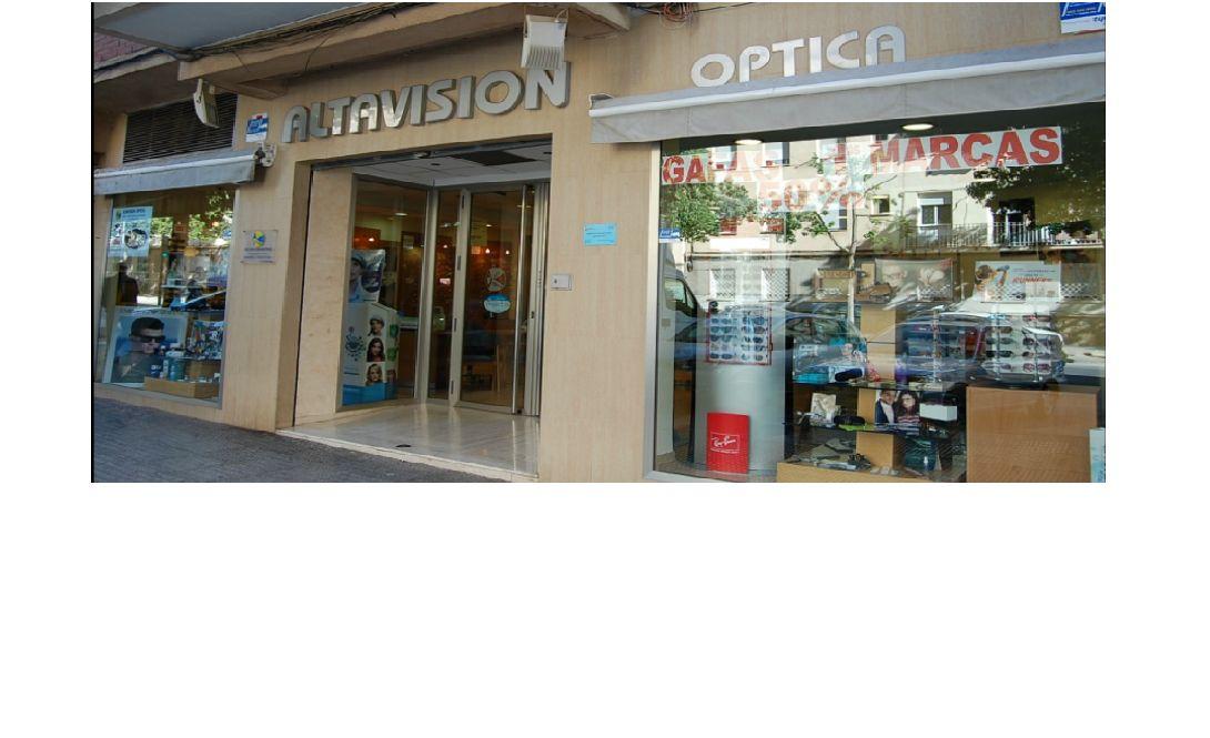 Foto 14 de Ópticas en Cartagena | Altavisión Óptica