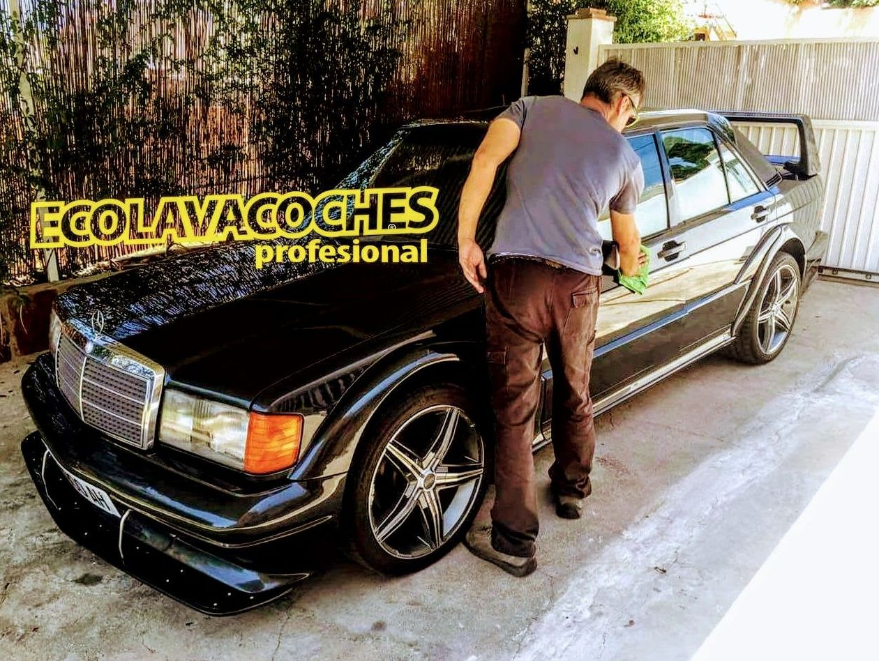 ECOLAVACOCHES PROFESIONAL