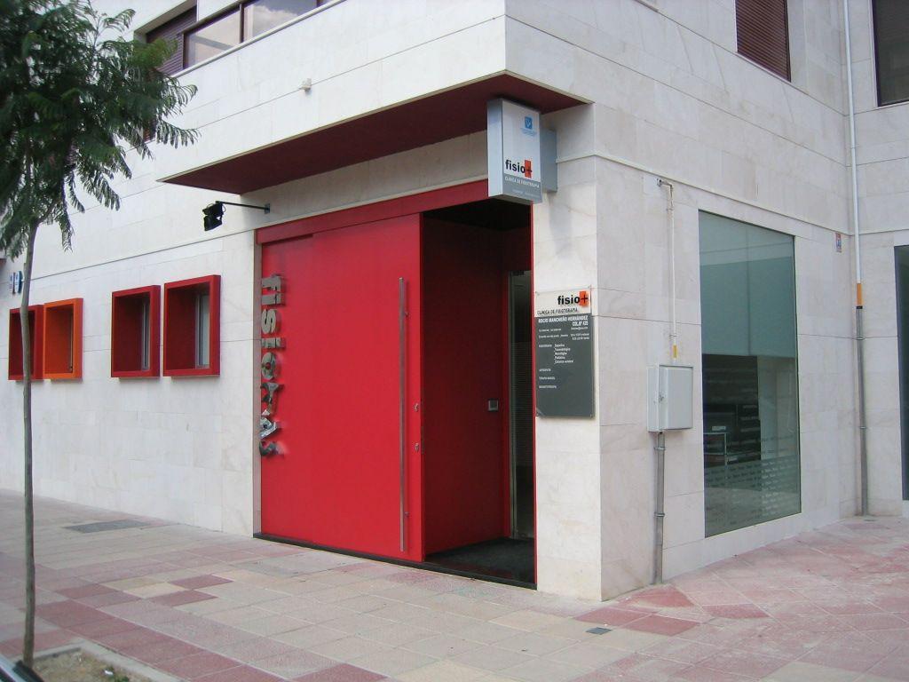 Clínica especializada en fisioterapia, masajes y osteopatía en Murcia