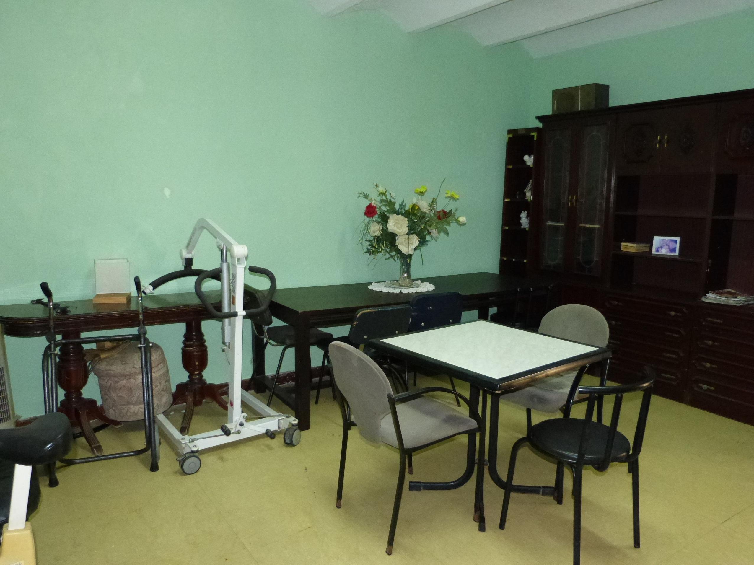 Gimnasio: Residencia Geriatrica de Residencia El Jardín