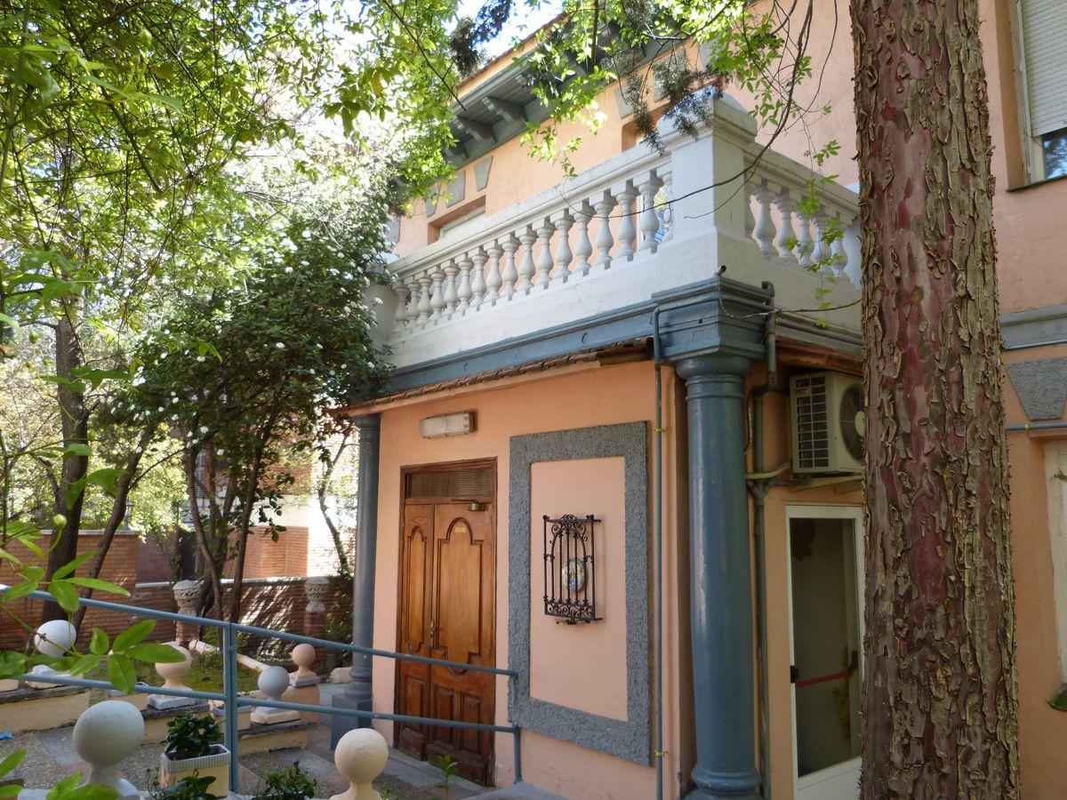 Residencia geriátrica de Madrid