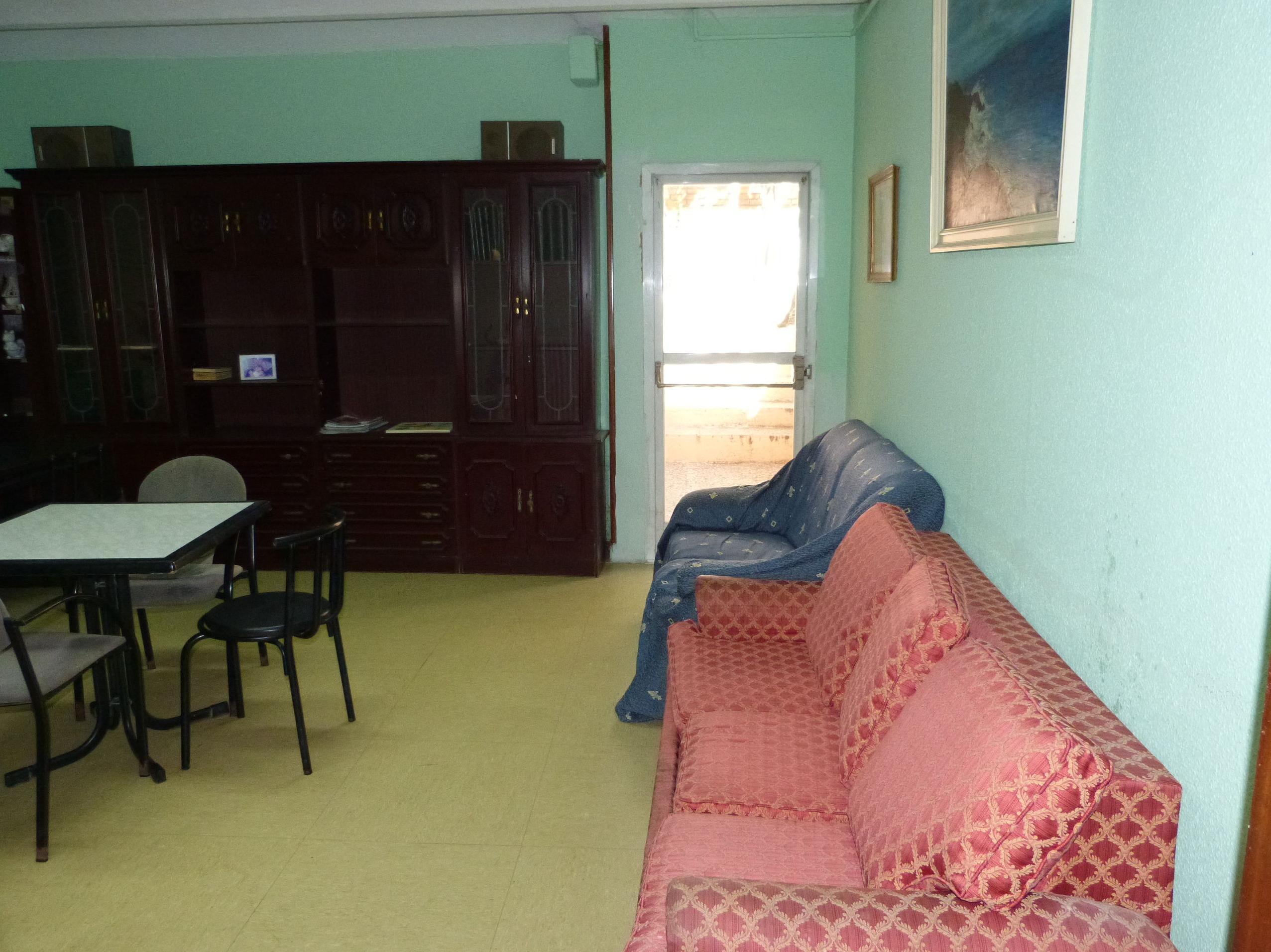 Salón con televisión: Residencia Geriatrica de Residencia El Jardín