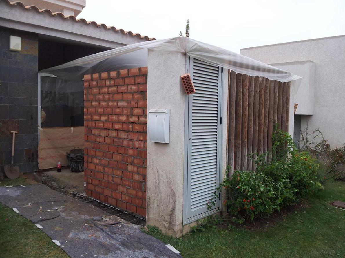 Reforma vivienda en urbanización en El Rompido - Huelva