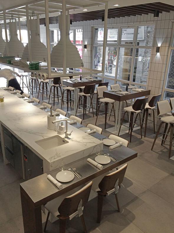 Reforma Restaurante Cañabota