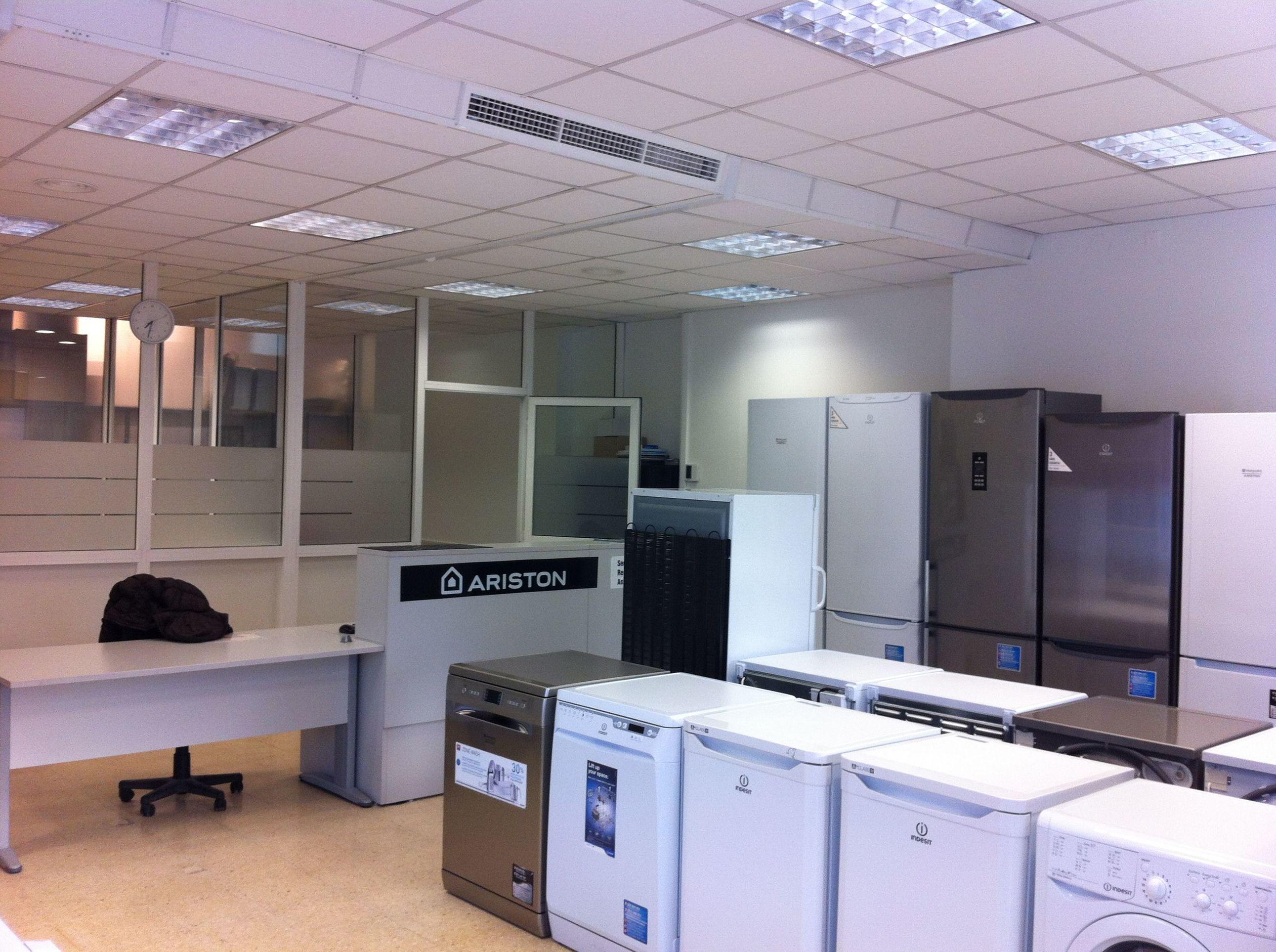 Reparación de frigoríficos en Barcelona