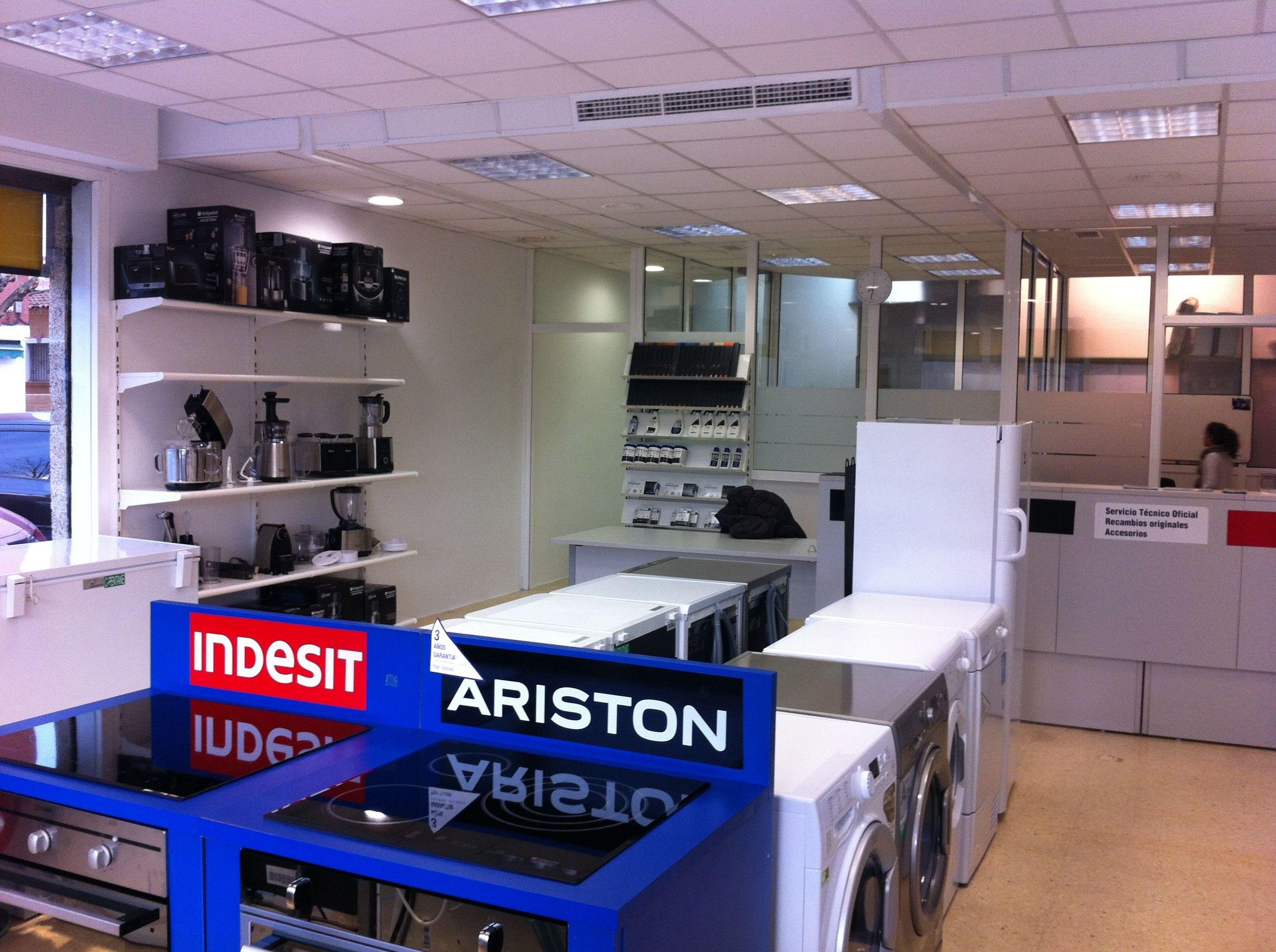 Venta de electrodomésticos en Valles Oriental