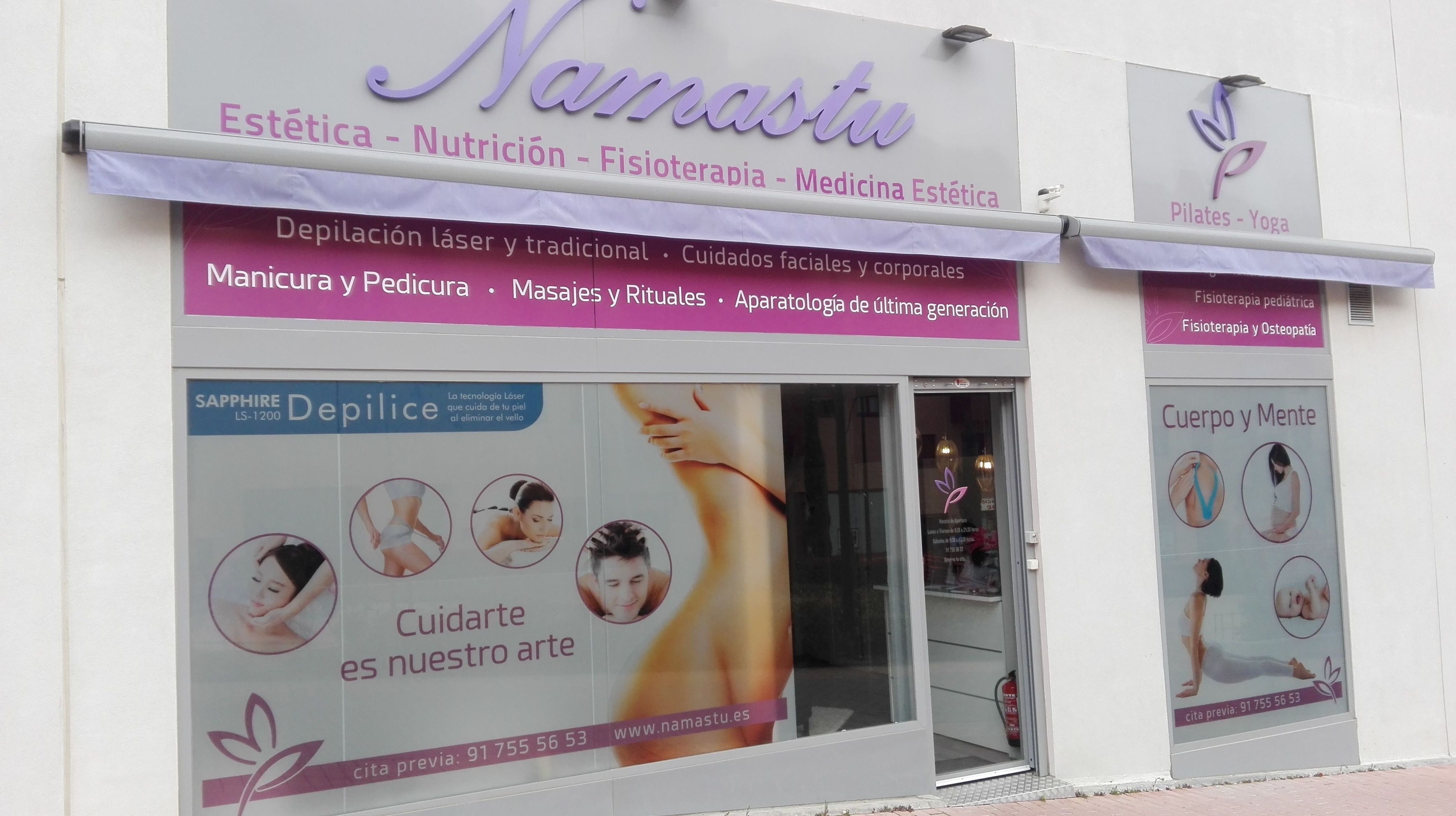 Namastu. Espacio de Belleza, Salud y Bienestar