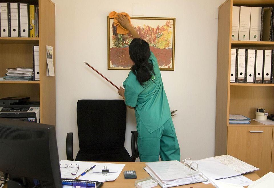 Limpieza en locales y oficinas: Servicios de Limpieza de Clean World