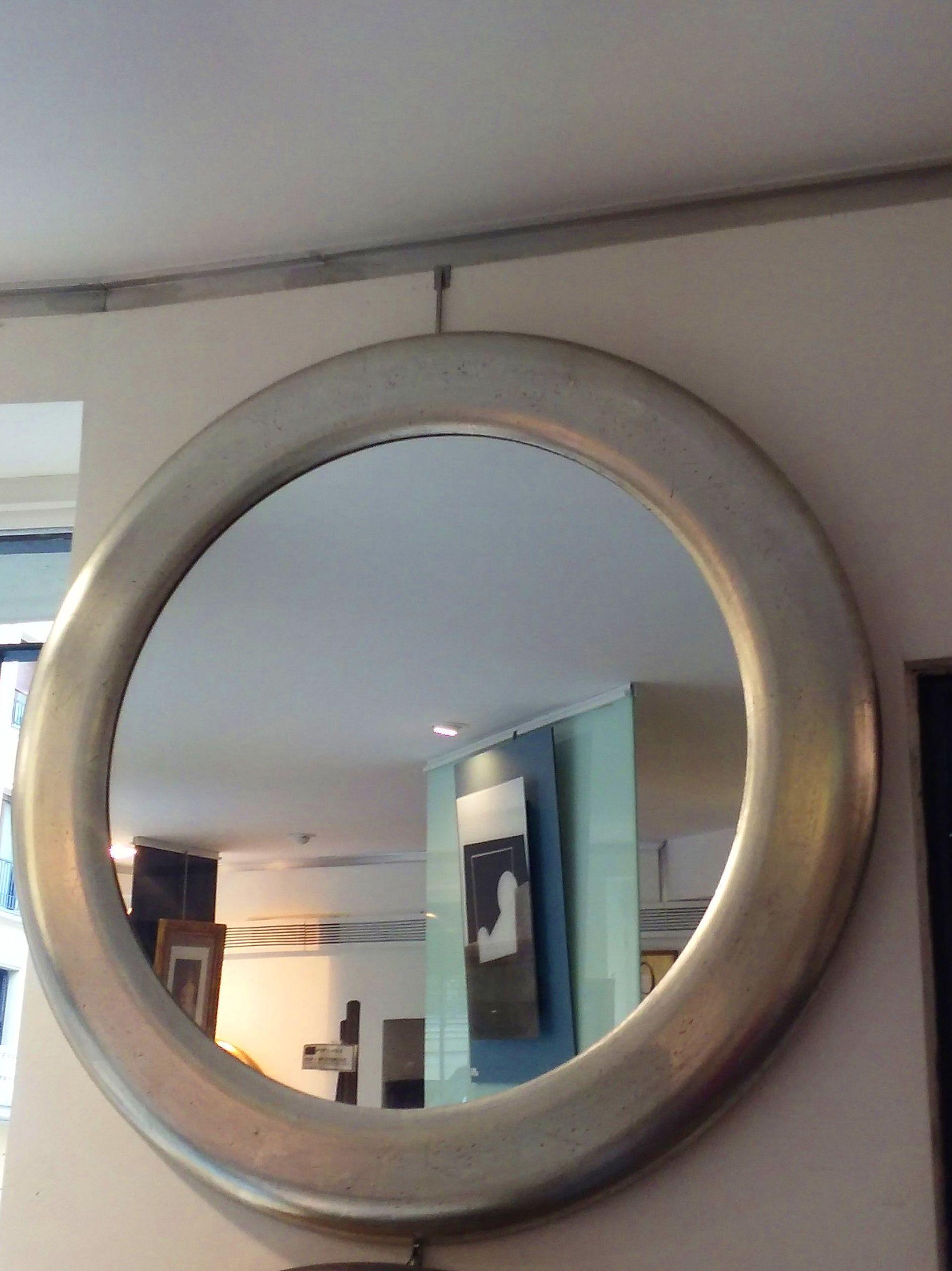 Espejos redondos y ovalados. Varias medidas.