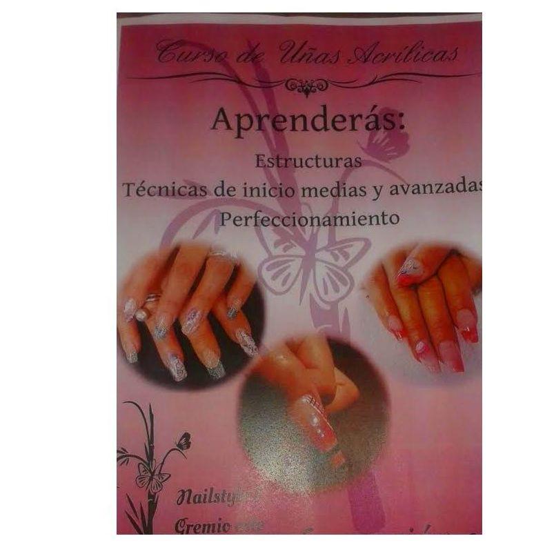 Formación de uñas y pestañas: Formación y estética de Gremio Este