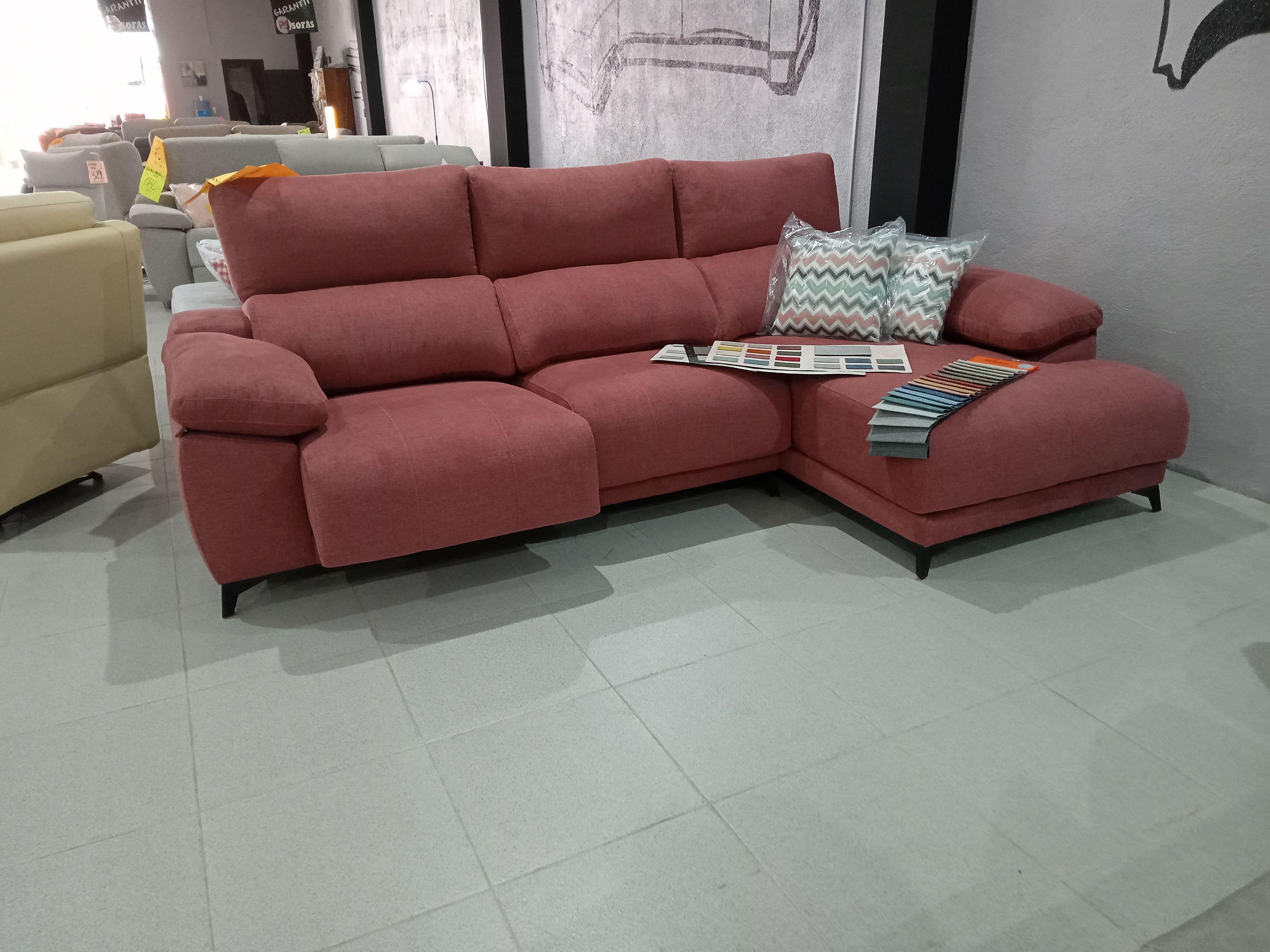 Foto 2 de Colchones, sofás y canapés en    PS Sofás