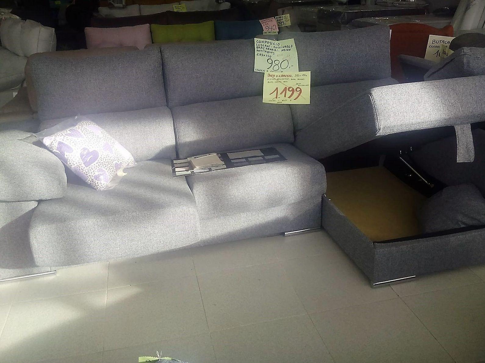 Foto 17 de Colchones, sofás y canapés en  | PS Sofás