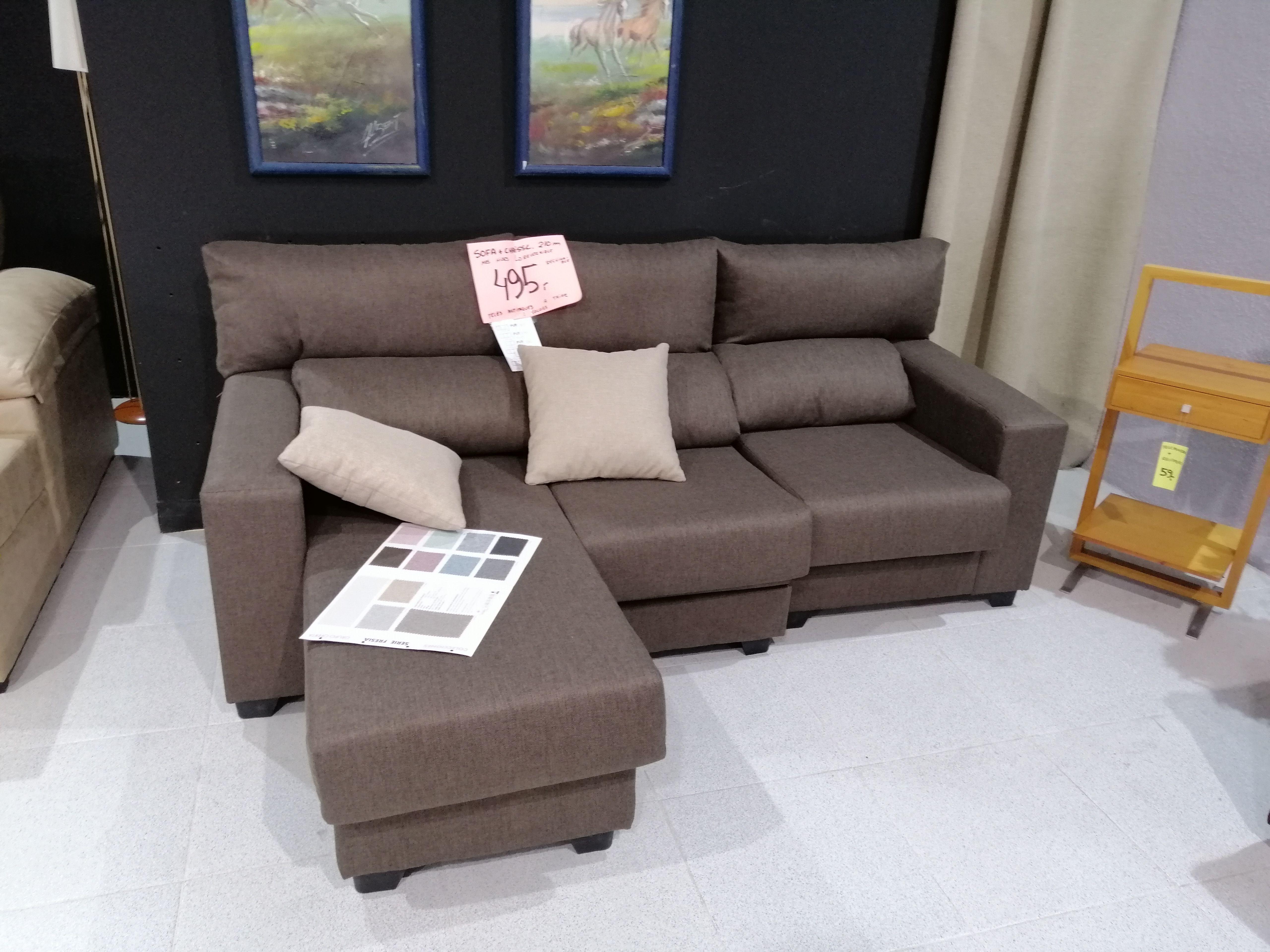Venta de sofás y sillones en Vilafranca
