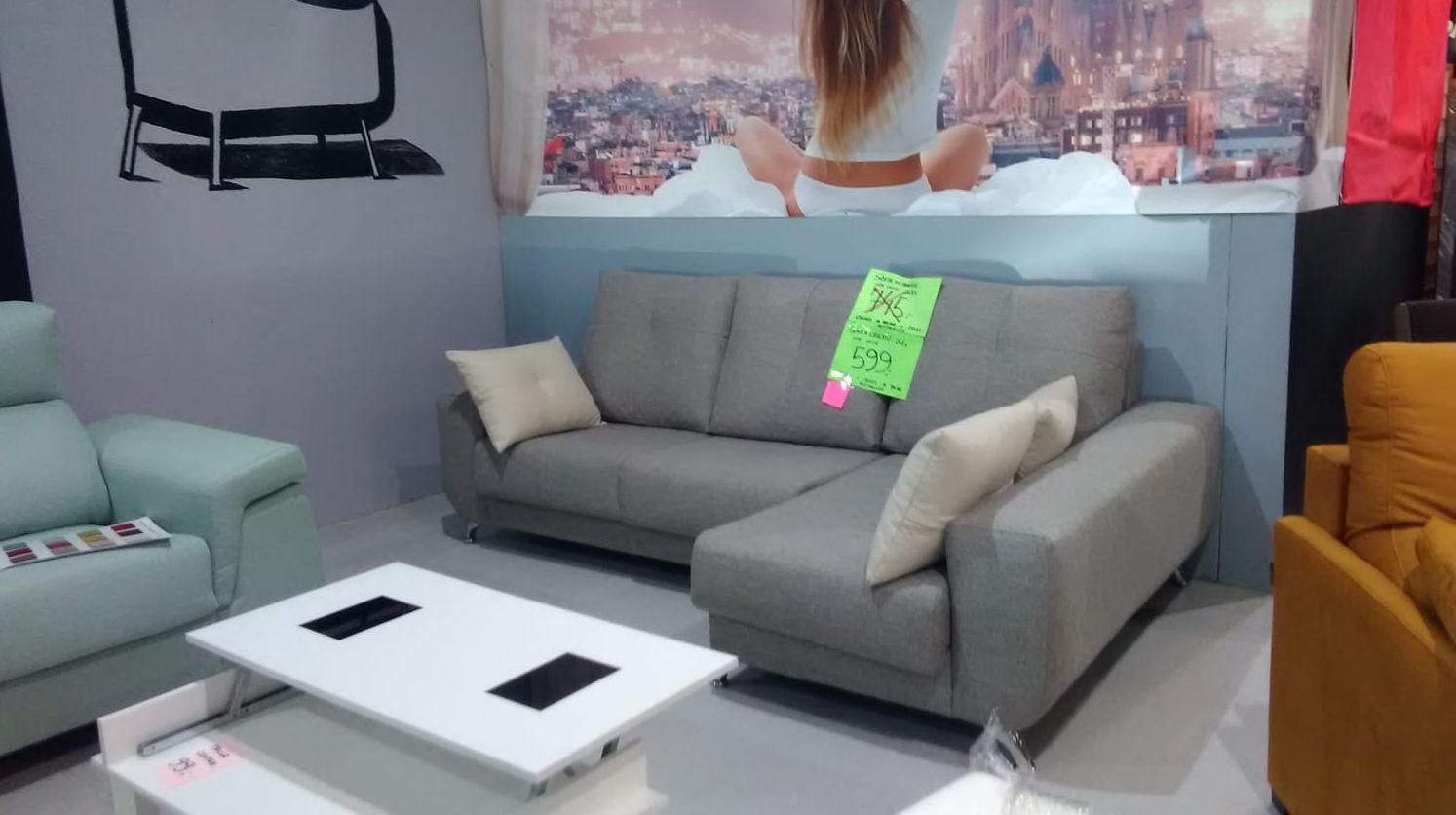 Tienda de sofás y sillones en Vilafranca