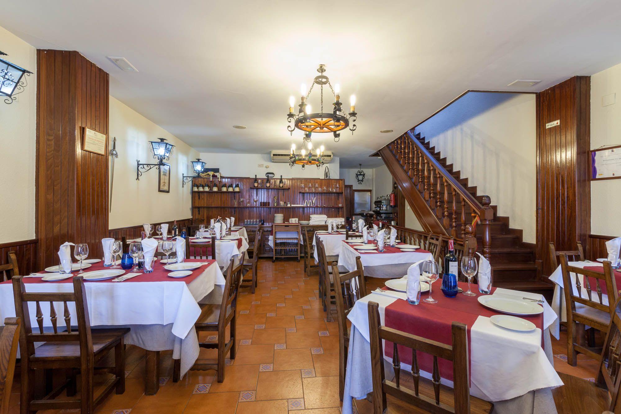 Uno de los mejores restaurantes en Laredo