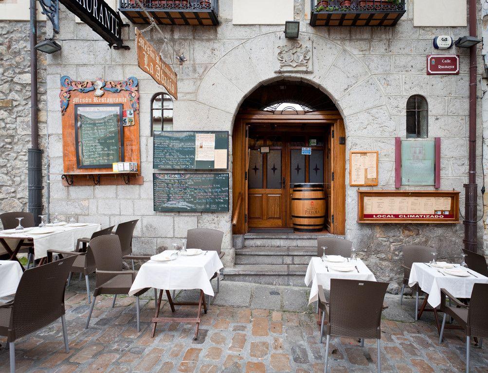 Restaurante en Laredo