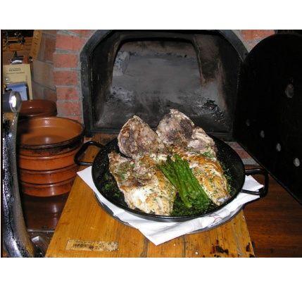 Parrilladas carne/pescado: Carta y servicios de Mesón La Abadía