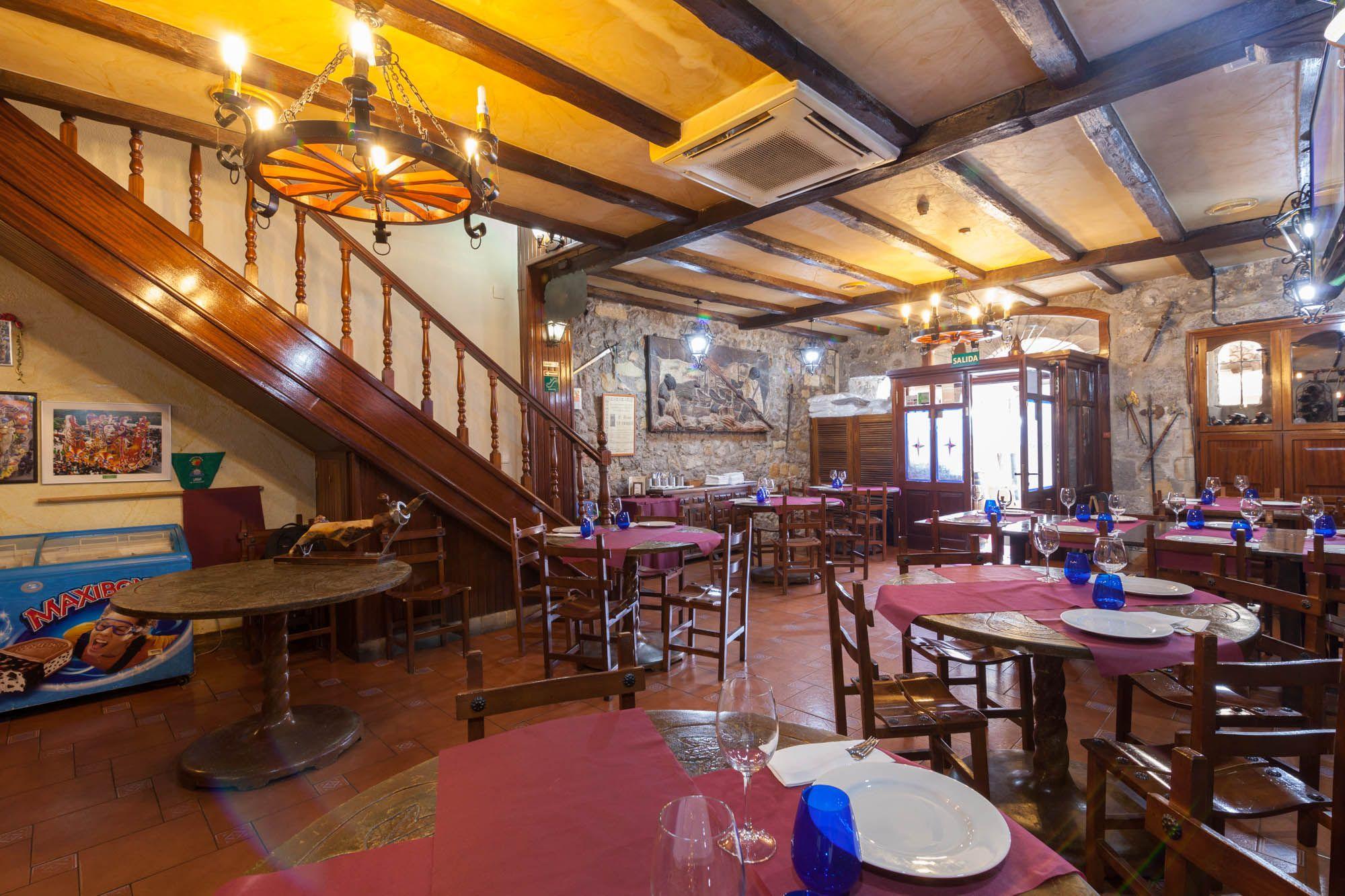 Restaurante con menú diario en Laredo