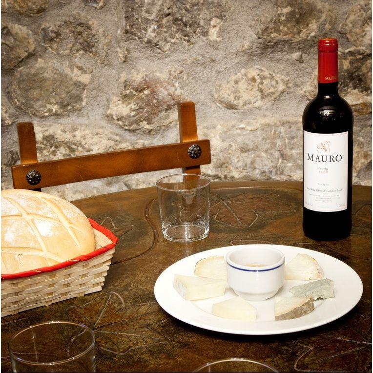 Menús especiales. Cocina Castellana: Carta y servicios de Mesón La Abadía