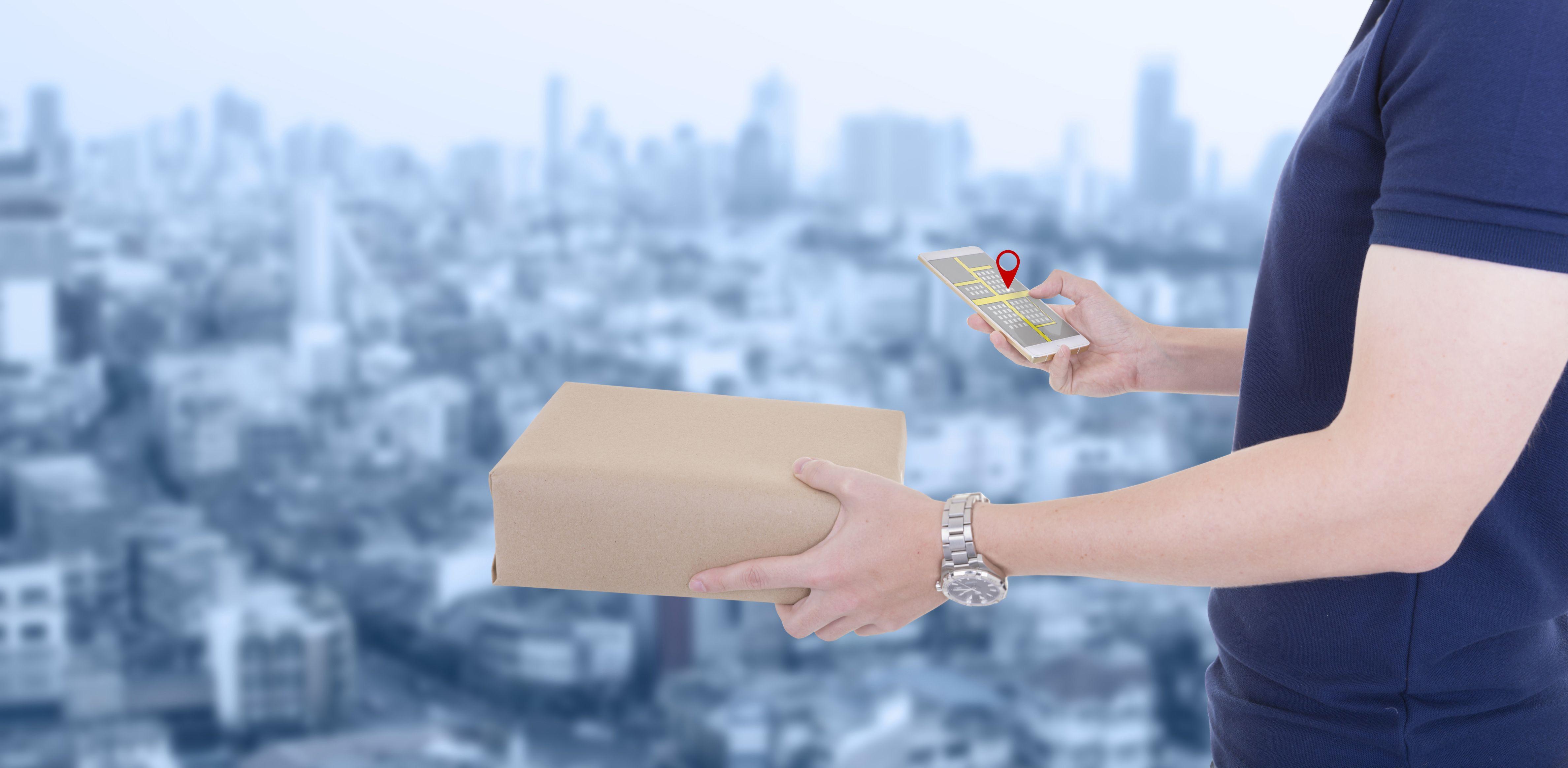 Mensajería: Servicios de Gonavas Logistics