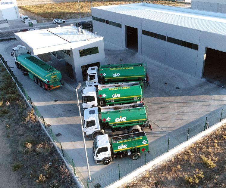 Empresa distribuidora de gasóleo en Tordesillas, Valladolid