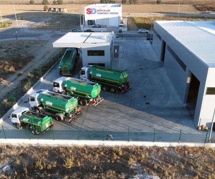 Empresa distribuidora de gasóleo a domicilio en Tordesillas, Valladolid