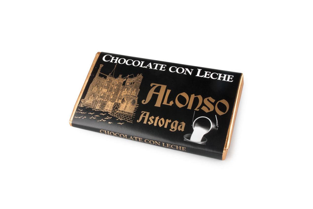 Chocolate con leche 150 grs: Productos de El Racó del Bierzo