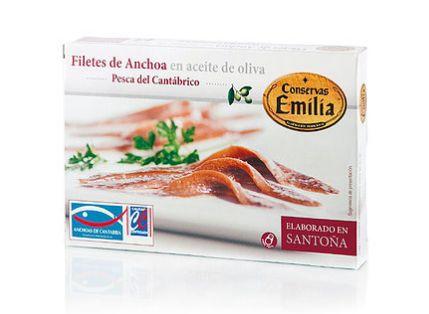 Filetes de anchoa del Cantábrico en aceite de oliva (10-12 filetes): Productos de El Racó del Bierzo