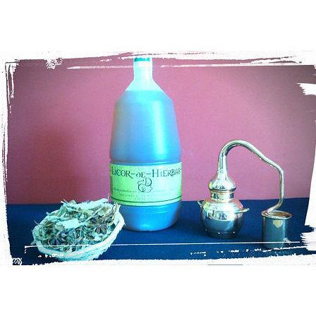 Licor de Hierbas 3 L: Productos de El Racó del Bierzo