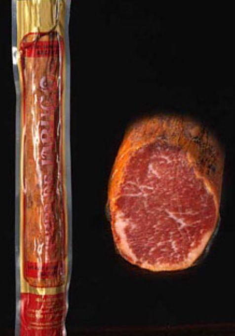 Lomo ibérico Bellota 100% Jabugo media pieza 650 gr: Productos de El Racó del Bierzo