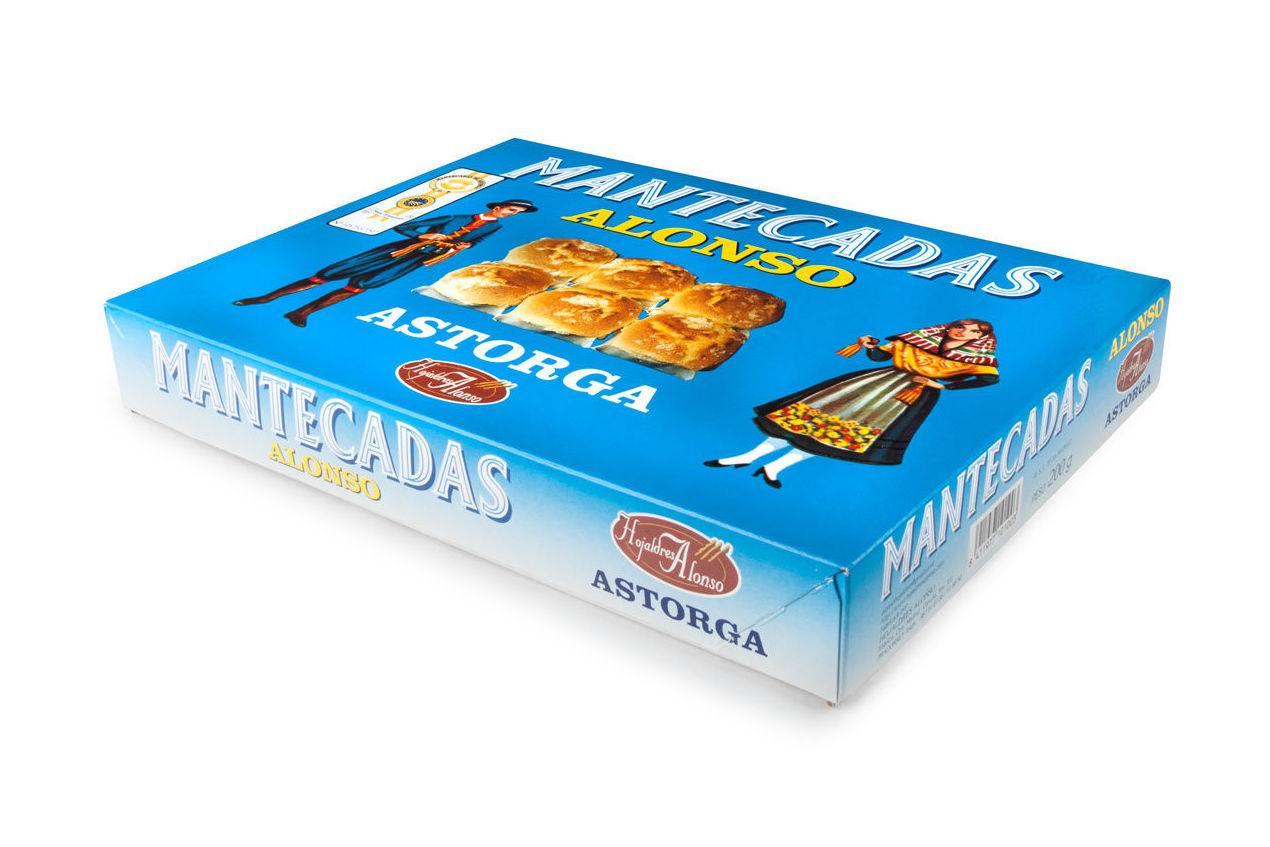 Mantecadas 1 Docena: Productos de El Racó del Bierzo