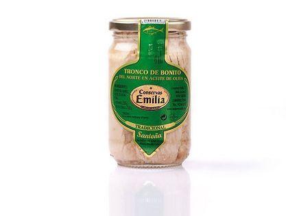 Tronco de bonito del norte en aceite de oliva 330 gr: Productos de El Racó del Bierzo