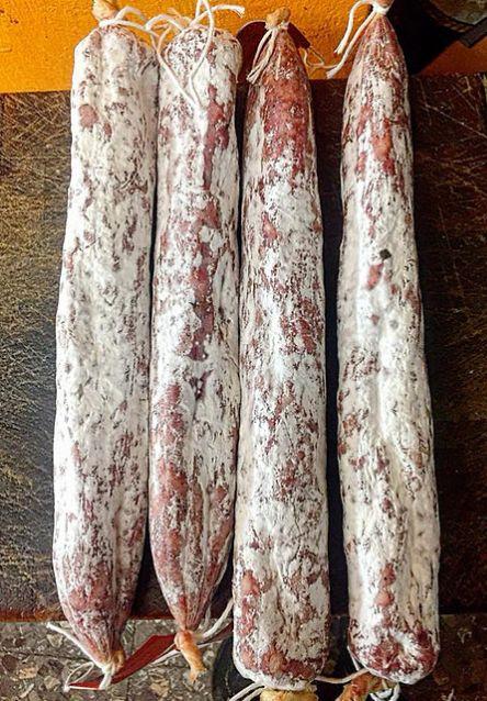 Longaniza de Vic 0.430 gr: Productos de El Racó del Bierzo