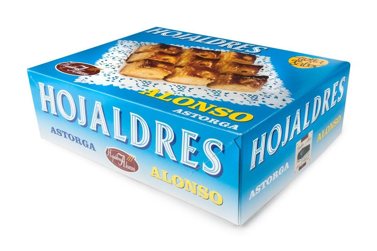 Hojaldres Alonso 0.700 gr: Productos de El Racó del Bierzo