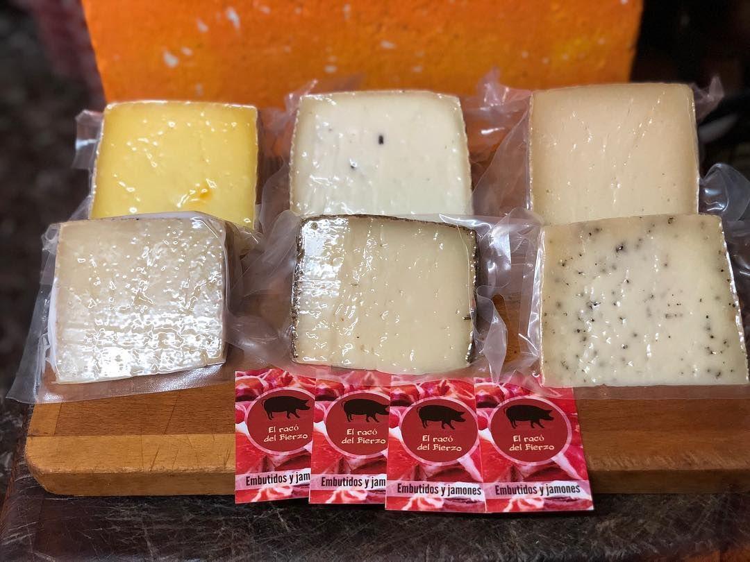 Embutidos y quesos gourmet en Barcelona