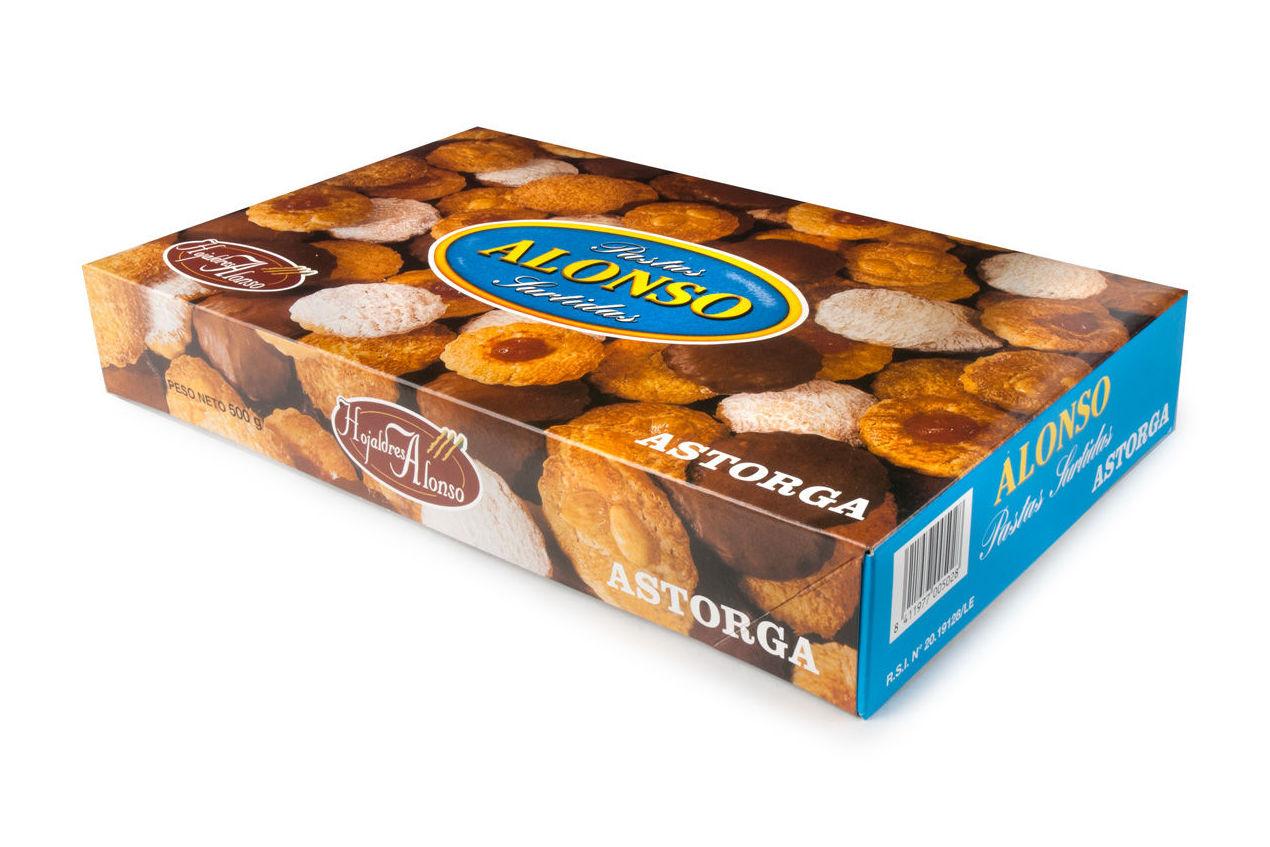 Pastas Surtidas 550 grs.: Productos de El Racó del Bierzo