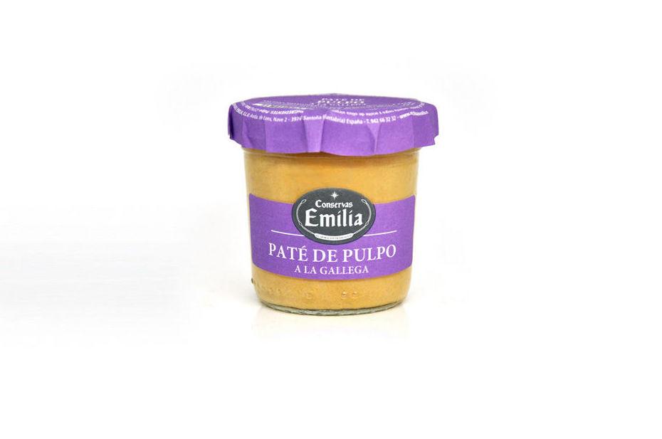 Paté de Pulpo a la Gallega 110 g: Productos de El Racó del Bierzo
